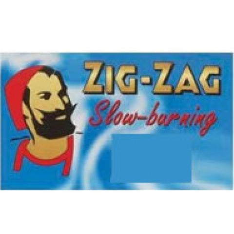 Zig Zag Blue Rolling Papers