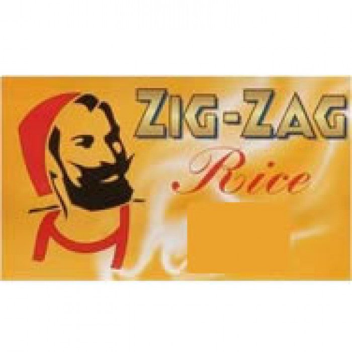 Zig Zag Rolling Papers (Blue or Yellow)