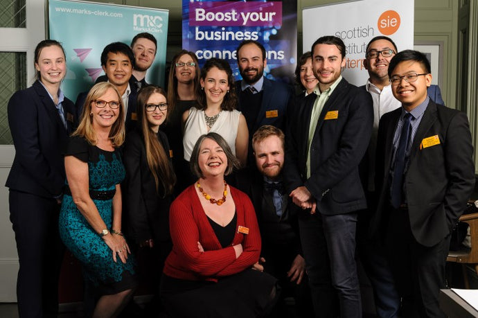 Fresh Ideas create Scotland's next generation of entrepreneurs