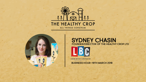 Sydney Chasin—LBC Business Hour 19/3/2018
