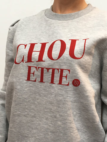 Grey Chouette red