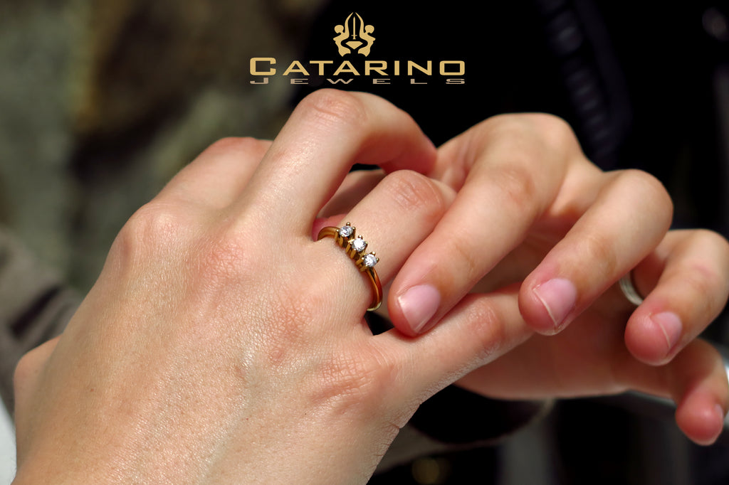 How tо Gеt Yоur Partner's Ring Sizе Without Asking Hеr!