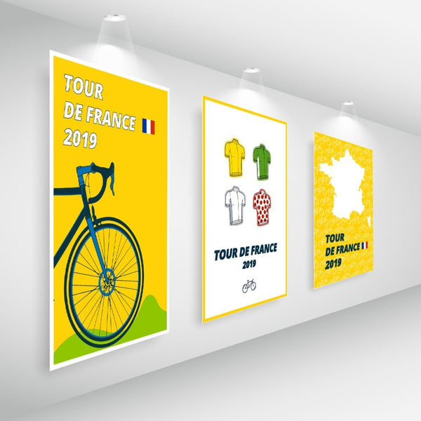 Affiches sportives