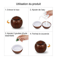 Diffuseur Huiles Essentielles Compact