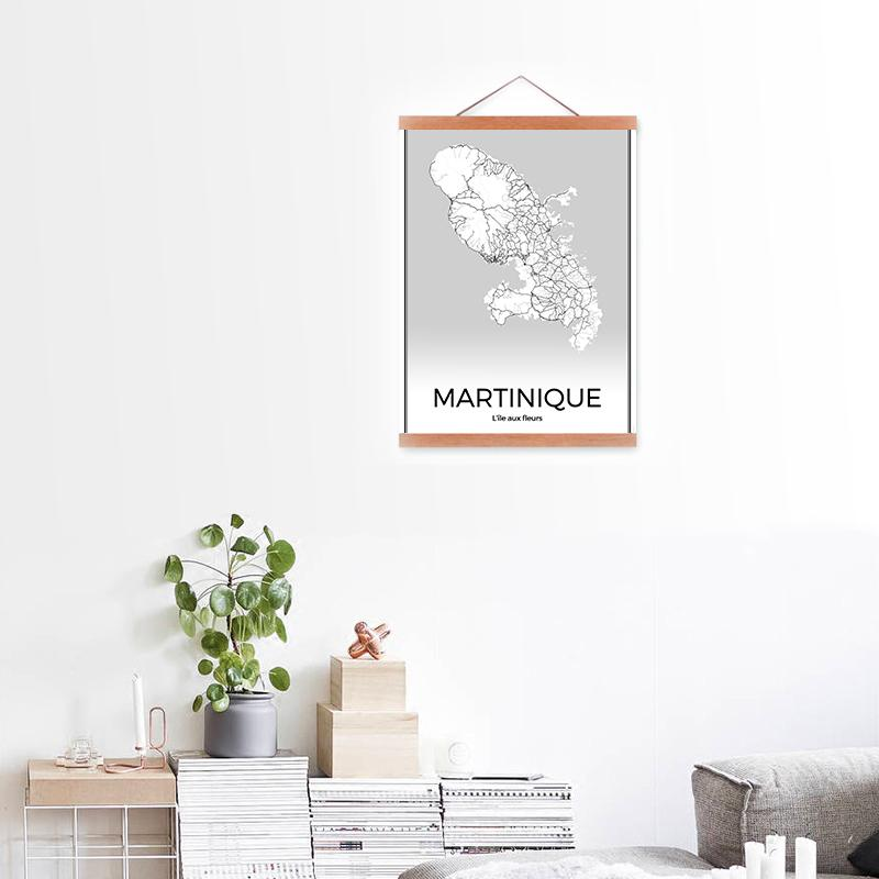 Affiche de Martinique
