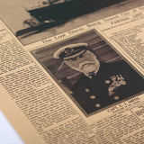 Titanic - The New York Times : la Une historique