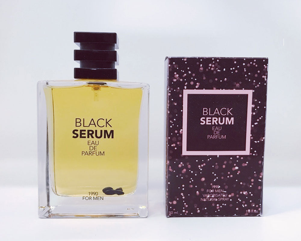 BLACK SERUM by New York Skin Lab