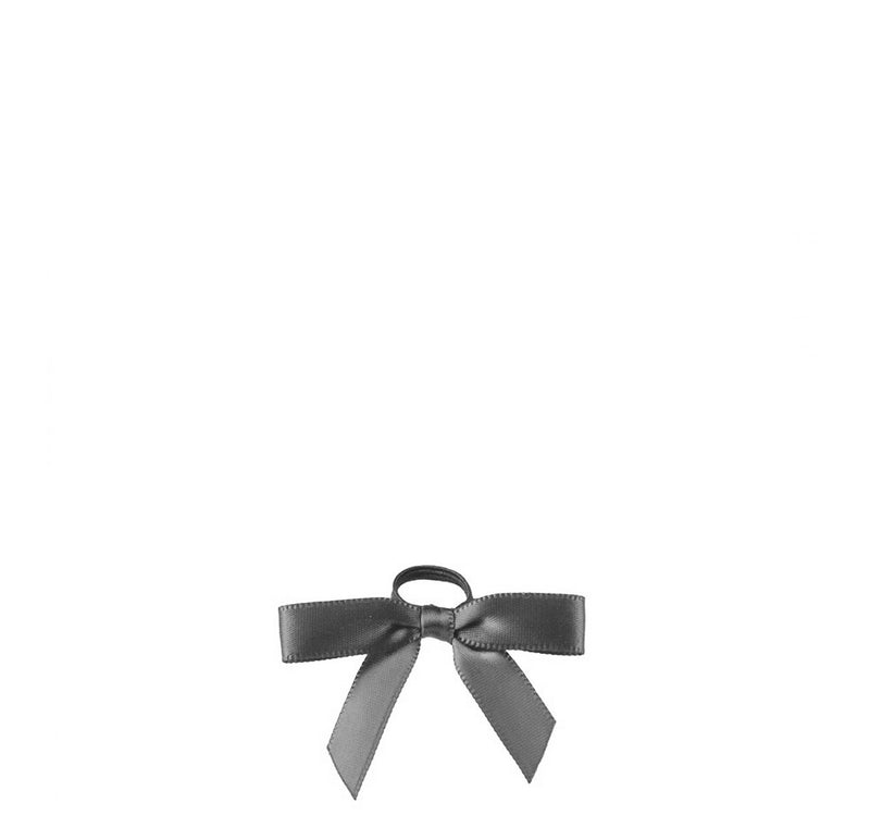 Black Silk Ribbon