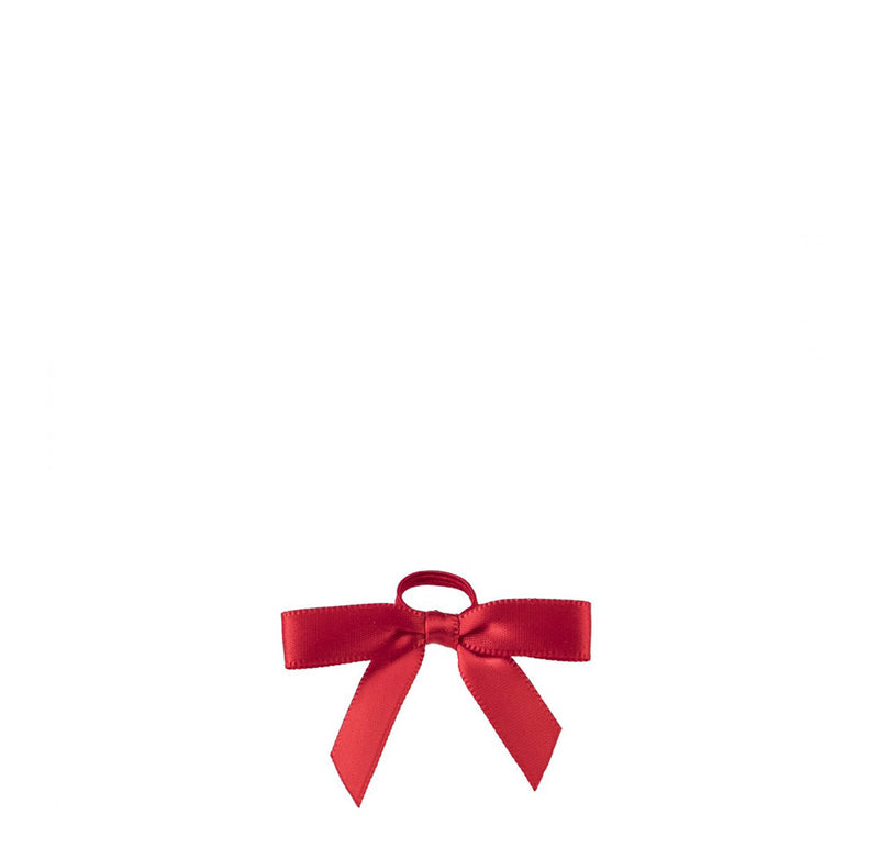 Red Silk Ribbon