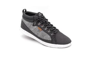 BAIKAL DARK GREY, Sustainable shoes, casual, cute - SAOLA SHOES