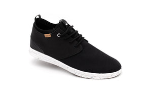 SEMNOZ MEN BLACK, Sustainable shoes, casual, cute - SAOLA SHOES
