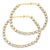 Asmitta Jewellery Gold Zinc Anklet  -AN103