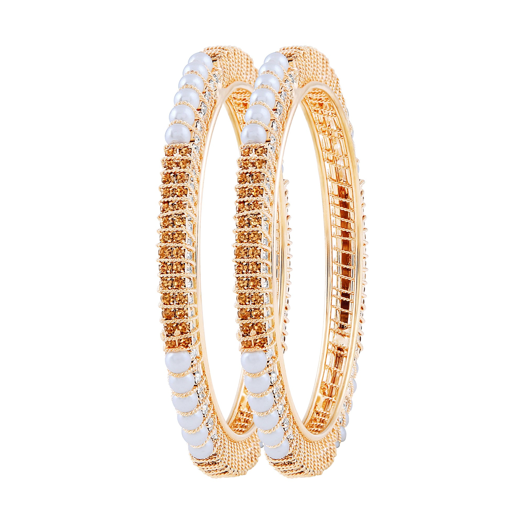 Asmitta Jewellery Gold  Bangle Set  -BG120