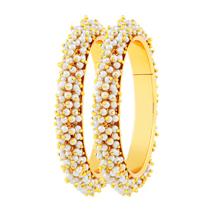 Asmitta Jewellery Gold Bangle Set  -BG128