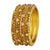 Asmitta Jewellery Gold Bangles  -BG211