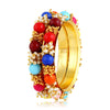 Asmitta Jewellery Gold Bangle Set  -BG319