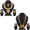 Asmitta Jewellery Gold Zinc Necklace Set Combo - CB250