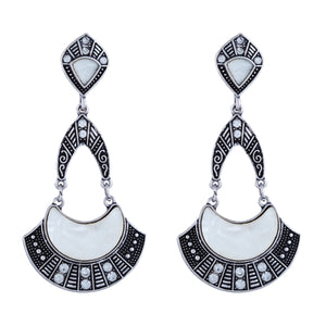 Asmitta Jewellery Zinc Drops Danglers  -ED186