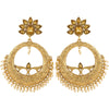 Asmitta Jewellery Gold Zinc Dangle Earring - ED595