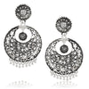 Asmitta Jewellery Silver Brass Earring  -ED623