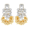 Asmitta Jewellery Gold Zinc Dangle Earring - ED635