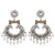 Asmitta Jewellery Silver Zinc Dangle Earring - ED700