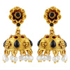Asmitta Jewellery  Gold  Zinc Jhumki Earring  -EJ562