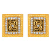 Asmitta Jewellery Zinc Stud Earring  -ES640