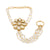 Asmitta Jewellery Zinc Gold- Hand Thong  -HP229