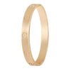 Asmitta Jewellery Brass Gold- Kada  -K346