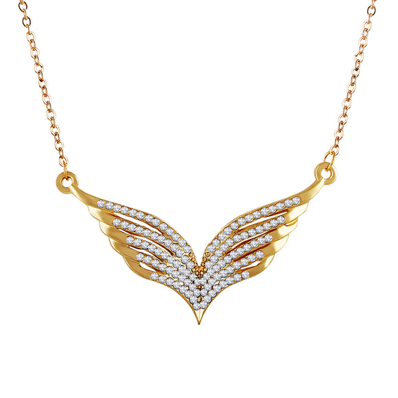 Asmitta Jewellery Gold Pendant -M102