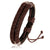 Asmitta Jewellery Leather Bracelet  -MBR299