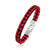 Asmitta Jewellery Leather Bracelet  -MBR301