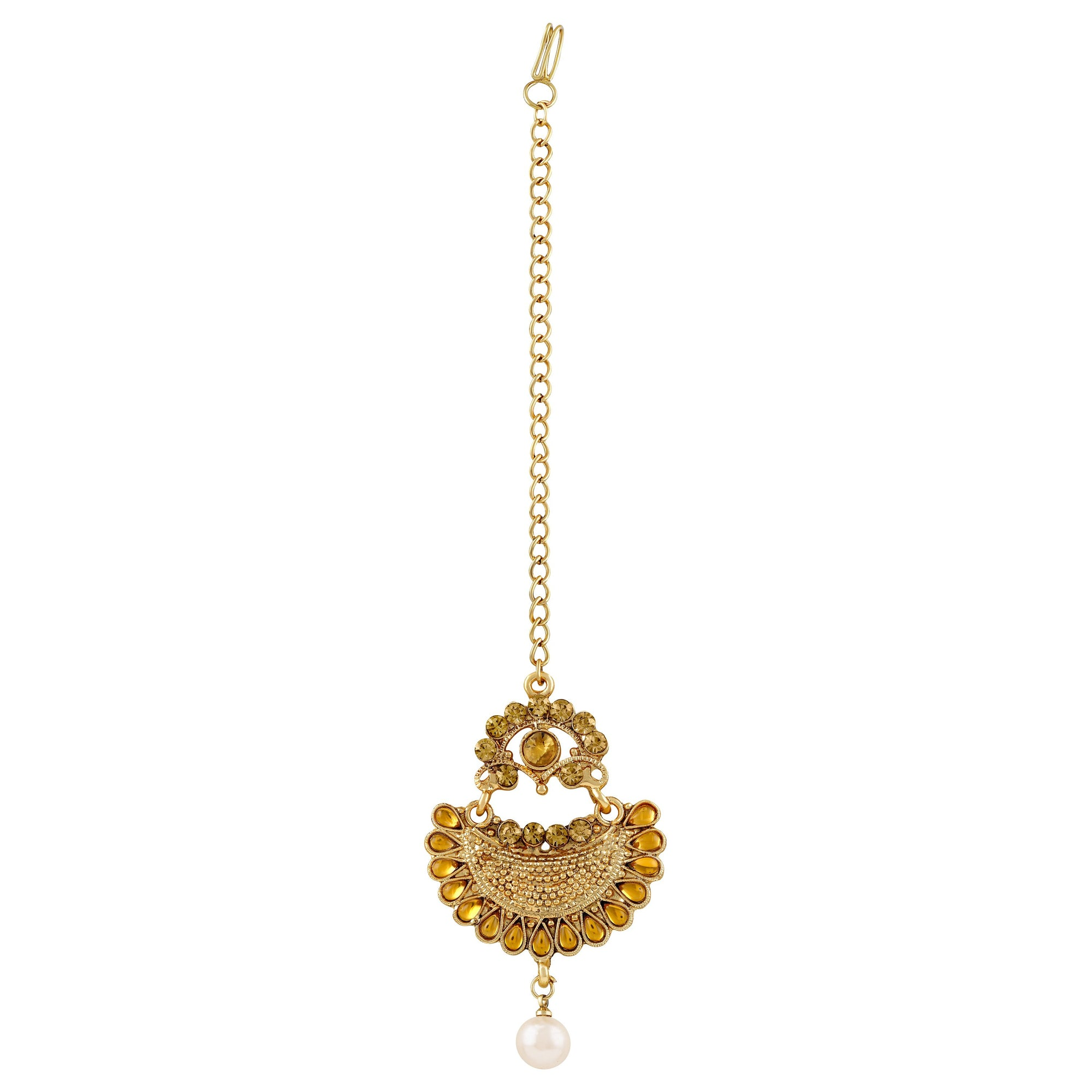 Asmitta Jewellery Gold  Mangtikka  -MG110