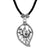 Asmitta Jewellery Pendant For Men Silver Zinc Locket  -MP215