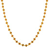 Asmitta Jewellery Gold-  Zinc Chain  -NM436
