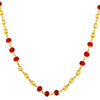 Asmitta Jewellery Gold-  Zinc Chain  -NM437
