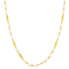 Asmitta Jewellery Gold-  Zinc Chain  -NM438