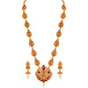 Asmitta Jewellery Zinc Jewel Set (Gold) -NS504