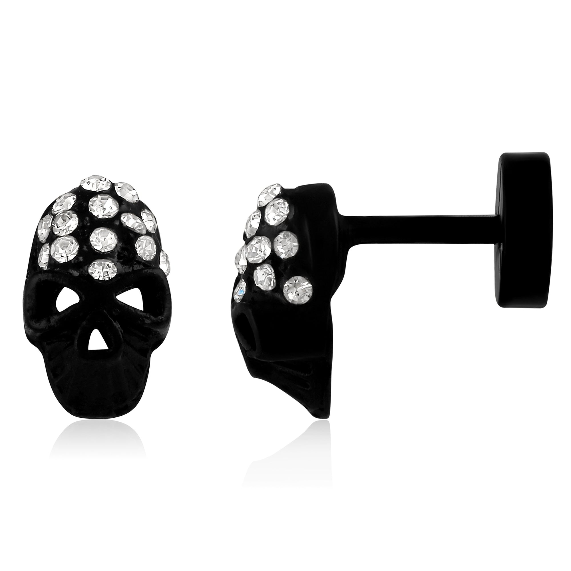 Asmitta Jewellery Men Stud Earring  -SM145