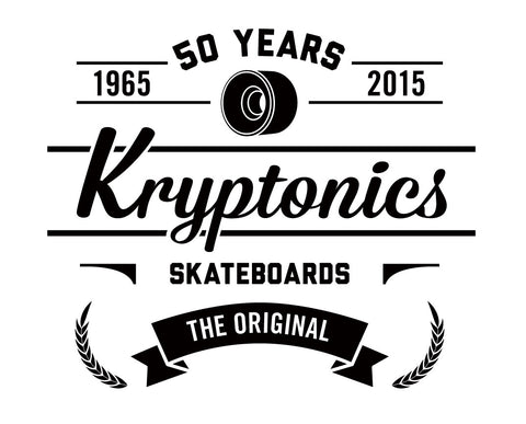 The Brand – Kryptonics Skateboards