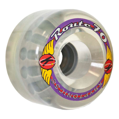 "Kryptonics ""Route"" 70mm 78A Clear"
