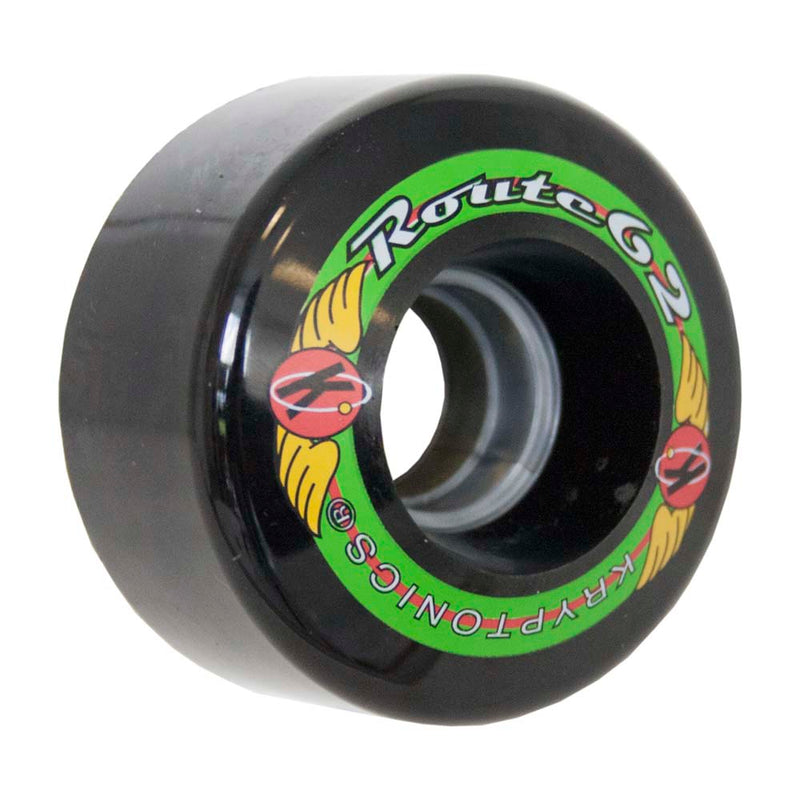 "Kryptonics ""Route"" 62mm 78A Black"