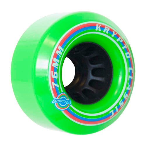 "Kryptonics ""Classic K"" 76mm 82A Green"
