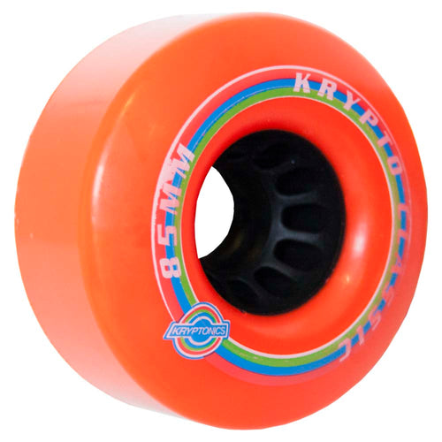 "Kryptonics ""Classic K"" 85mm 80A Red"