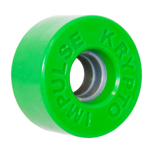 "Kryptonics Roller ""Impulse"" 62mm 78A Green"