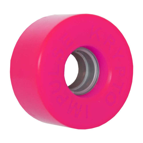 "Kryptonics Roller ""Impulse"" 62mm 78A Fluo pink"