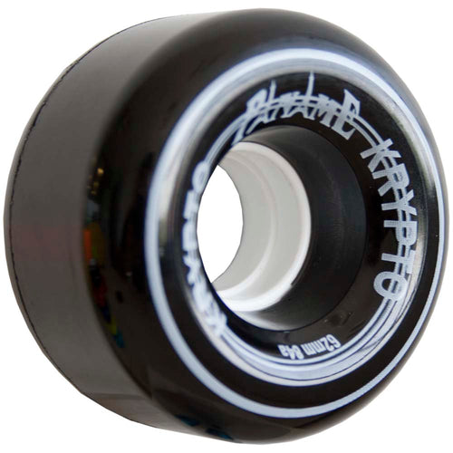 "Kryptonics ""Paname"" 62mm 84A Black"