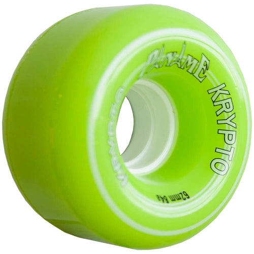 "Kryptonics ""Paname"" 62mm 84A  Green"
