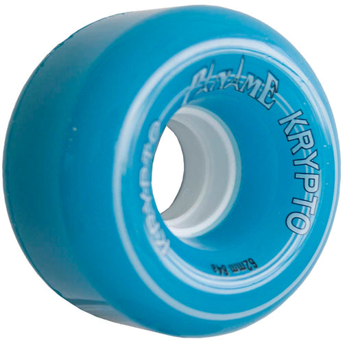 "Kryptonics ""Paname"" 62mm 84A Light Blue"